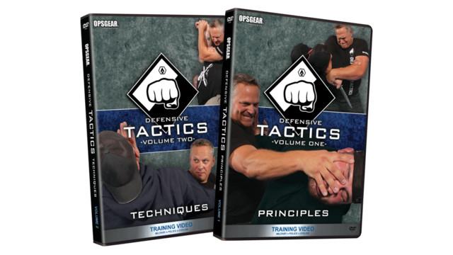 Defensive Tactics DVD