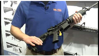 Delton Releases New Rifle @ SHOT Show 2012