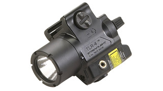 TLR-4 rail-mounted tactical light