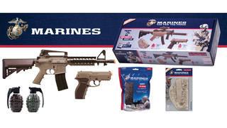 Marine Airsoft Product Line