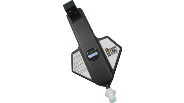 IN-HOM Breath Alcohol-Monitoring System