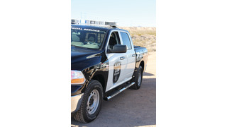 RAM 1500 Crew Cab 4x4 Special Service Truck