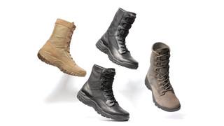 Zero Mass collection footwear