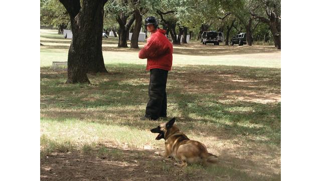 Patrol Dogs: Patrol Dog Handler Course