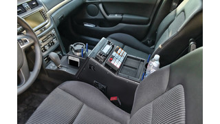 Chevrolet Caprice PPV Tough-Box Console