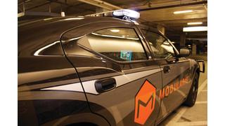Modularis police car featuring Windows Azure