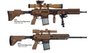 G28 Marksman Rifles