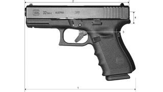 Gen4 Pistols (G21, G32, G34)