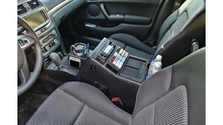 Chevrolet Caprice PPV Tough-Box Console
