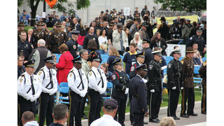 Officer World Expo 2012: For every officer to come home, every day
