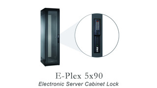 Electronic Server Cabinet Lock