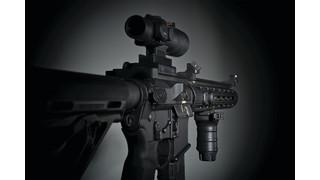 XTI (Xpress Threat Interdiction) AR-15 Angle Mount Back-up Iron Sight