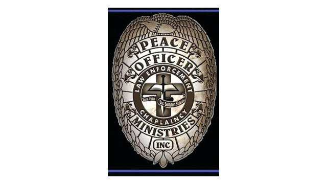 Peace Officer Ministries badge logo