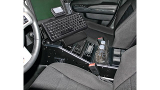 2011-2012 Dodge Charger Police Pursuit Tough-Box Console