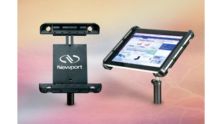 Adjustable Tablet Computer Mounts