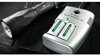 LFP 123A Rechargeable Batteries