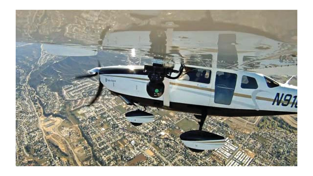 L.E. Mark II (MKII) Turbine Powered Cessna 206 Plane