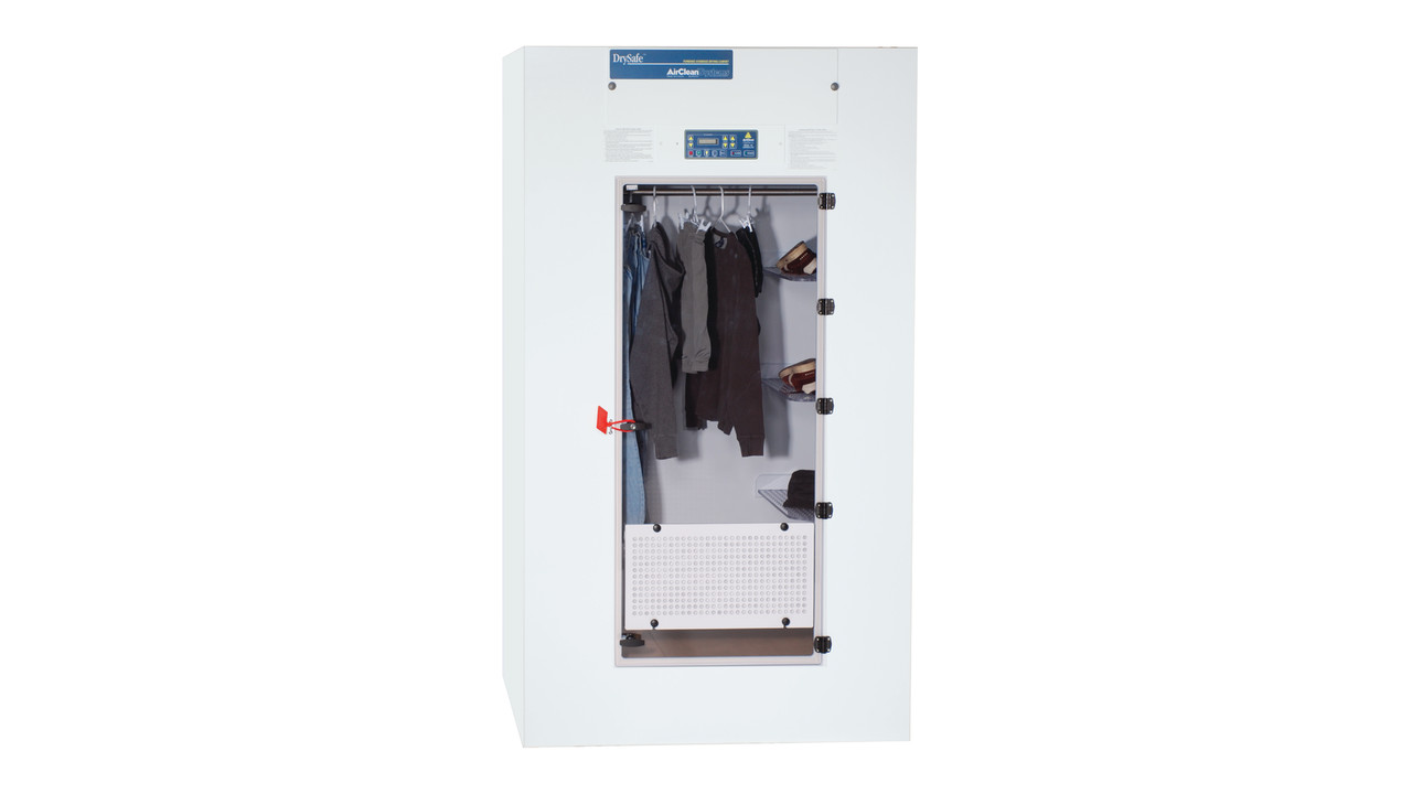 Dry Safe Evidence Drying Cabinet Assembly ~ Drysafe drying cabinet officer