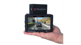 DC3 Digital Cruiser Solid-State In-Car Video System
