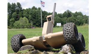 Pointman Tactical Robot