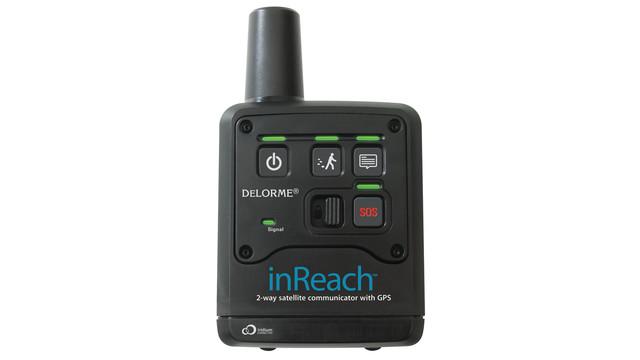 inReach Global Two-way Personal Communicator