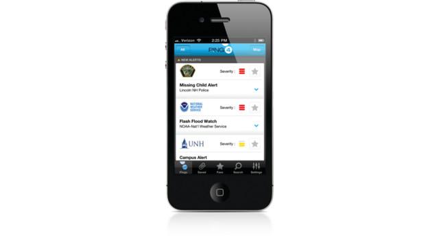 Hyperlocal Citizens Alerts App