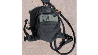 Defender OC Gas Dispenser Backpack