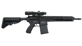 THE LEWIS MACHINE & TOOL PIG PACKAGE .308 MODULAR WEAPON SYSTEM NOW AVAILABLE