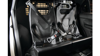 Pro-Straint Prisoner Transport Restraint System - Ford Police Interceptor sedan & Utility