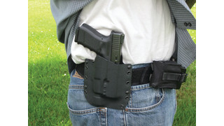 Raven Concealment Systems Phantom Light Compatible Holster