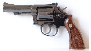 Two Legendary Police Firearms for Legendary Lawmen
