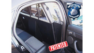 Partitions for 2011 to 2013 Chevy Caprice PPV