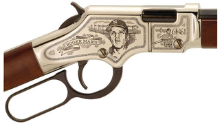 Auction of 50 Henry Rifles Raises $61,000 for the Roger Maris Cancer Center