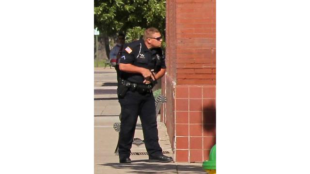 Neb. Police Officer Approaches Standoff Location.jpg_10728667.jpg