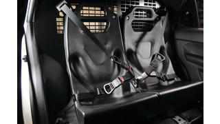 Pro-Straint Prisoner Transport Restraint System - Ford Police Interceptor sedan & Utility