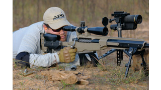 Asymmetric Warrior ASW50 Precision Tactical Rifle System