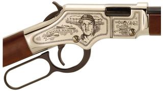 Auction of 50 Henry Rifles Raises $61,000 for the Roger Maris Cancer Center
