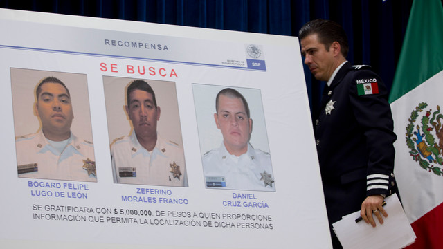 Mexico Authorities Reveal Suspects in Airport Officer Shooting.jpg_10736159.jpg