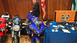 NYPD Halts Speedy Motorcycle Thieves