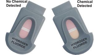Hydrogen Flouride Sensor Cassette for Chameleon