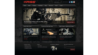 KRISS launches new website