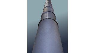 VelociRaptor Mast