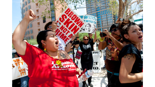 Sheriff Joe Protesters Gather in Arizona .jpg_10747589.jpg