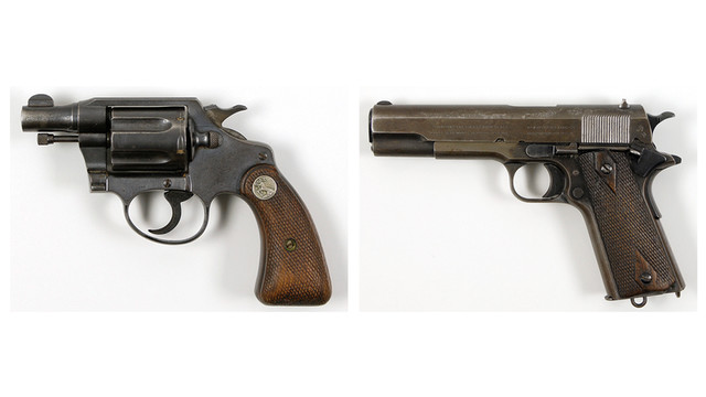 Bonnie and Clyde Guns to Be Auctioned.jpg_10742772.jpg