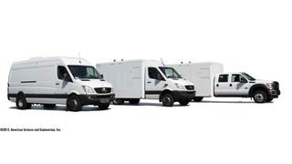 ZBV S-Class Z Backscatter Van