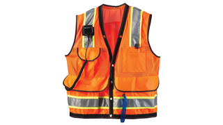 JIM-GEM Mesh Vest