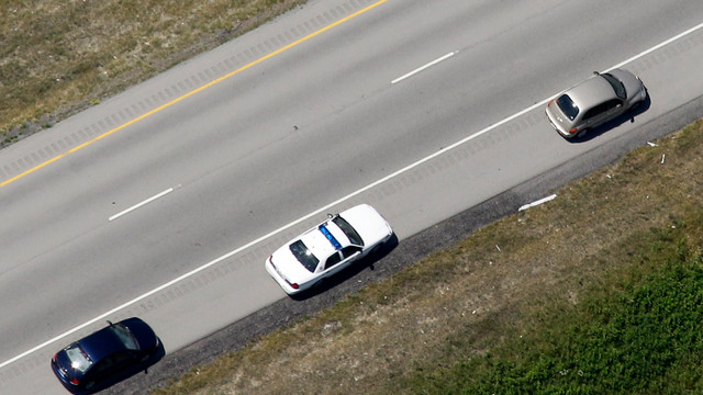 Ohio Motorists Ticketed After Being Spotted Speeding by Aircraft.jpg_10736555.jpg