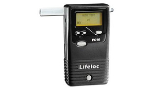 FC20BT (Bluetooth) Breath Tester
