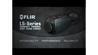 FLIR LS-Series Thermal Imager for Law Enforcement