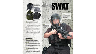 Suit up, SWAT